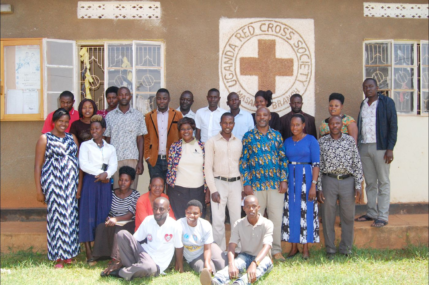 Youth Groups, Administrators and NatureUganda